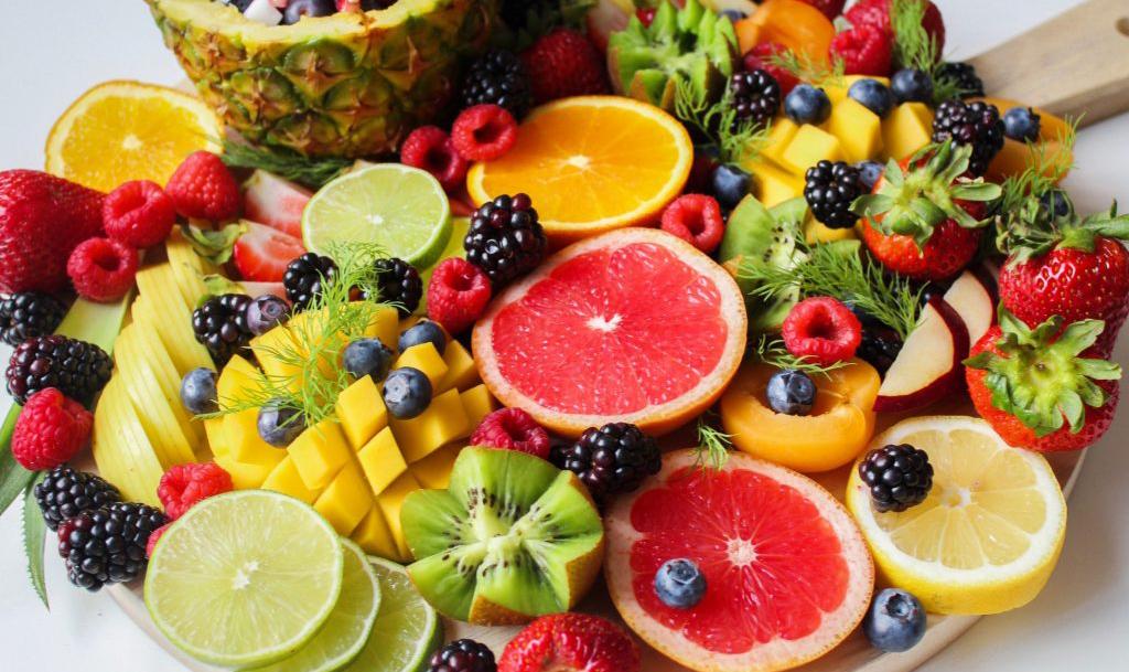 Fruit op locatie